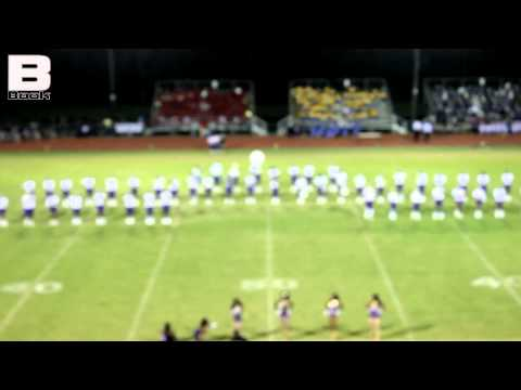 Jeanerette High School Band, at the Jeanerette Battle 2012