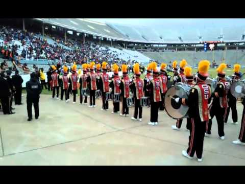 This Is Still The Drumline Upclose