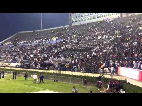 Jackson State Homecoming 2012- Universal Fanfare into Motown Philly