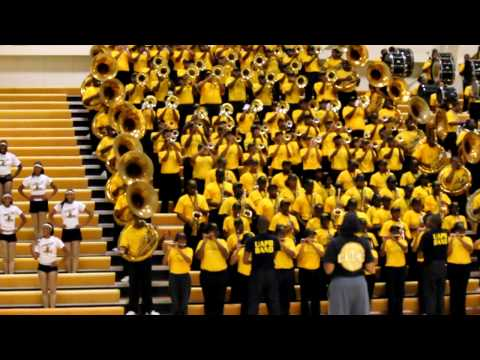 UAPB BAND - M4 REMIX 2012
