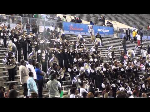 Jackson St vs Mississippi Valley 5th FINAL ROUND 2012