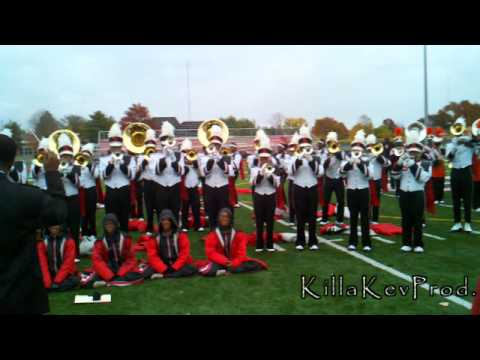 Shaw High School - Out On A Limb - 2012 (Round 2)