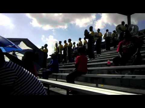 Booker T Washington Marching Band NiceandSlow