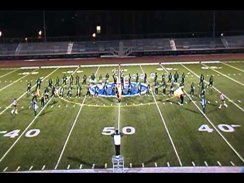 """Greenville County High School Marching Band """"G-Force"""" (2012)"""