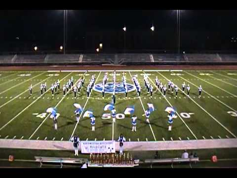 Northwestern High School Wildcat Marching Band (2012)