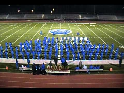 Elizabeth City State College Marching Band (2012)