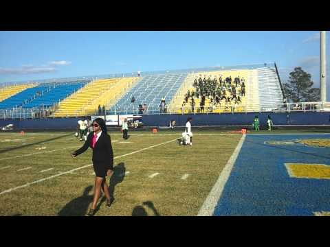 FVSU 2012 Homecoming 5th Quarter