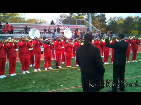 Trotwood High School - Come and Talk To Me - 2012 (Round 3)