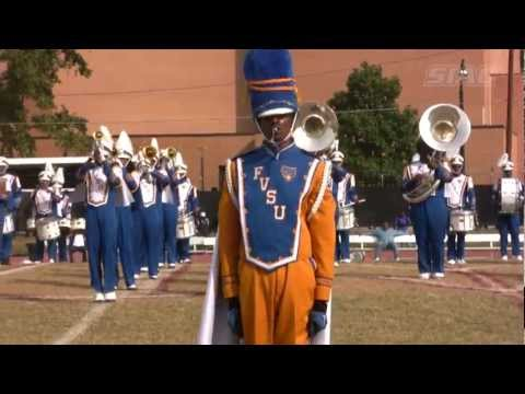 Fort Valley State - Halftime (vs. Morehouse 2012)