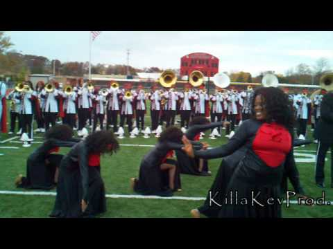 Oak Park High School - Out On A Limb Fanfare - 2012