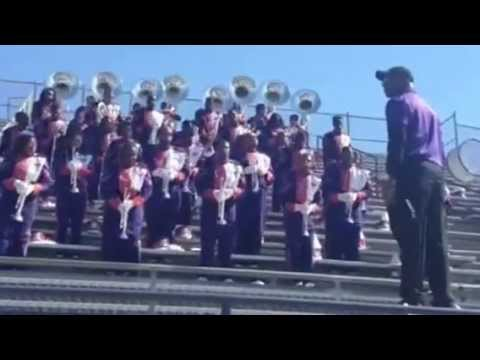 Ewc marching band 2012 (Neck)