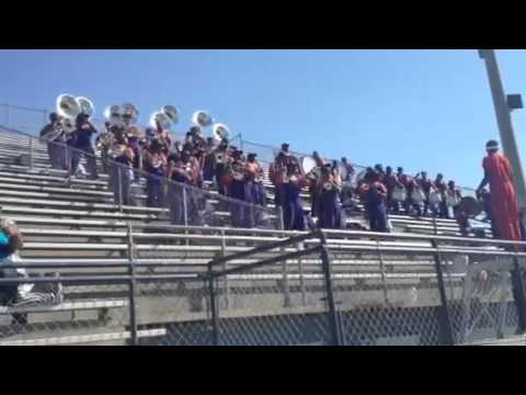 Ewc marching band 2012(Swamp)