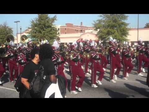"2012 MLK ""King of Halftimes"" @ 2012 Fountain City Classic Parade"