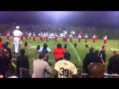 Central High School Dazzling Falconettes 2012-2013 - Season Highlights