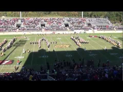 UAPB HOMECOMING SHOW 2012