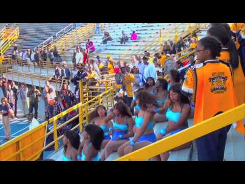 "2012 Blue & Gold Marching Machine ""The Velvet Rope"""