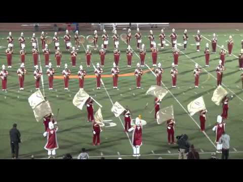 "Tuskegee University ""Marching Crimson Piper"" @ 2012 SIAC Championship GAME"