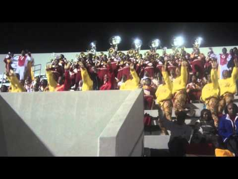 2012 Marching Crimson Piper in the Stands