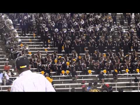 UAPB VS GRAMBLING 5TH FINAL ROUND 2012