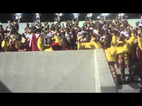 2012 Marching Crimson Piper in the Stands #2