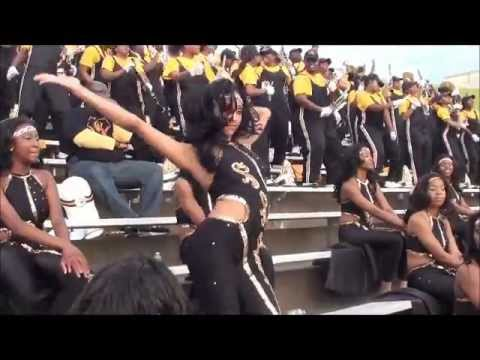 UAPB - I DON'T LIKE vs GRAMBLING 2012