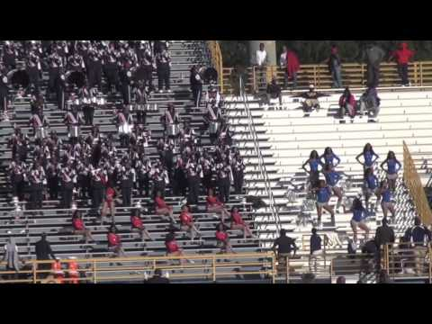 "2012 Howard University ""Showtime"" Marching Band"