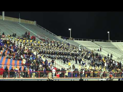 Southern vs. Prairie View 2012 Part. 2