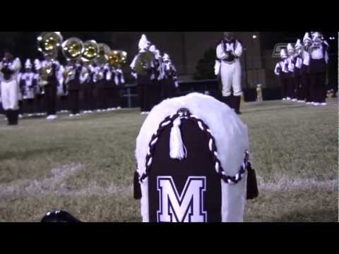 Morehouse College Halftime vs. Albany State (2012)