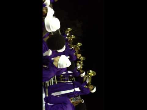 St. Martinville Senior High B-Tones (Playoff Game)