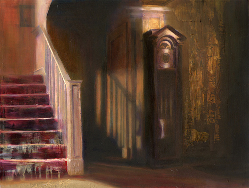 Tun Myaing     Stairway Study 3