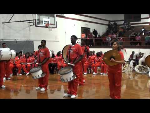 TRIPLE THREAT DRUMLINE BATTLE  2012