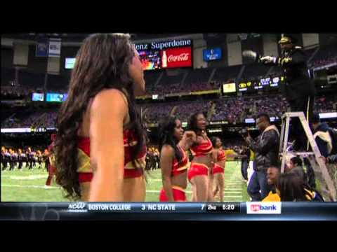 Bayou Classic 2012 Battle of the Bands