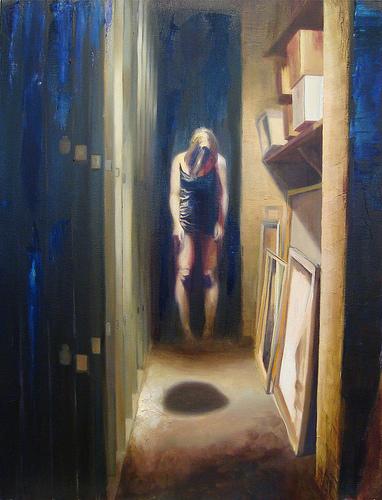 Tun Myaing  |  Hallway Study 11