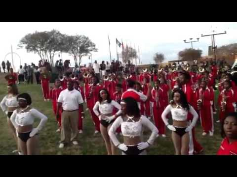 Donaldsonville High School Band -Stay 2012