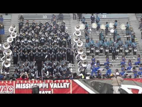 JACKSON ST VS UAPB 5TH FINAL ROUND  2012