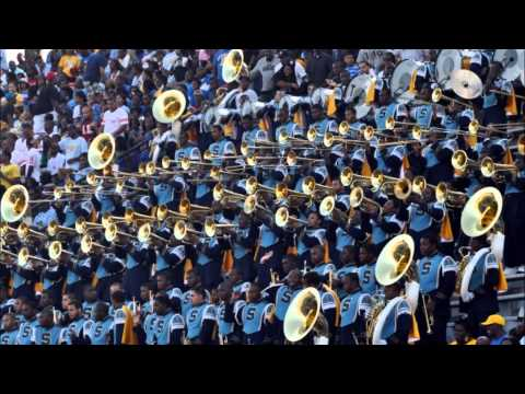 Southern University Band 2012  Forever My Lady