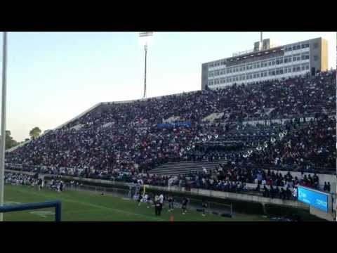 JSU vs. SU (Trumpet Battle) - 2012