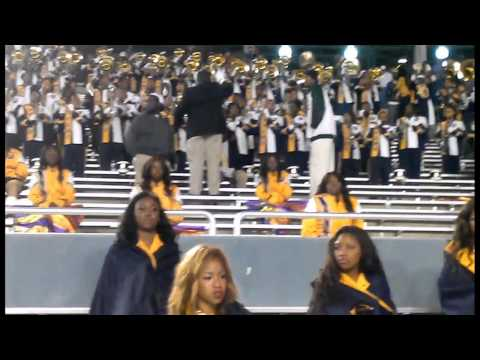 PVAMU-Turn Up The Music 2012