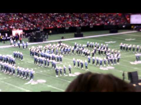 Jackson State - Sonic Boom of the South (Honda BOTB) 2013