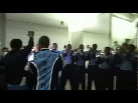JSU Trumpets In The Tunnel Honda 2013