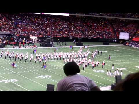 Winston Salem - Red Sea of Sound (Honda BOTB) 2013