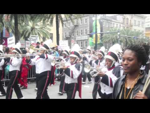 2013 Fat Tuesday: Shaw High School from Cleveland, OH