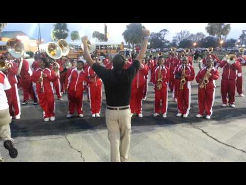 "Donaldsonville Band ""Party Don't Stop"" 2013"