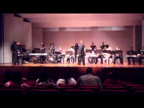 Prairie View Jazz Band Spring Show 2013