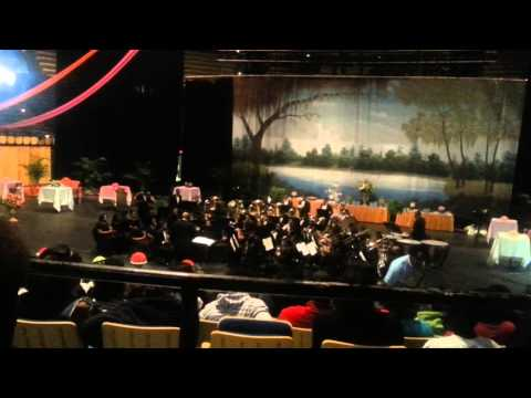 SU Wind Ensemble-Arabesque spr. 2013