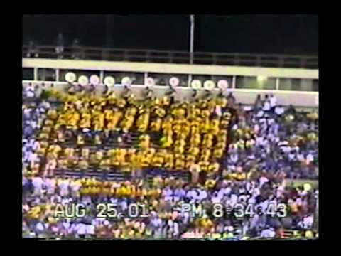 """Carver """"Take Your Time"""" vs St. Aug """"Going Up Yonder"""" 2001"""