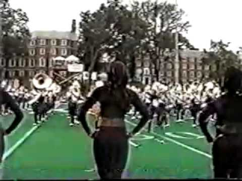 Miles College Halftime 2002