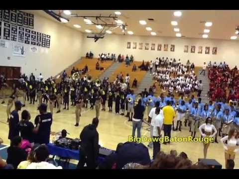 2013 LLI Allstar Band vs. CSRA @ Pebblebrook BOTB!! (13 mins)