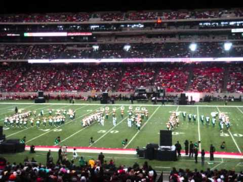 Kentucky State Band playing Tribute to Bob Marley