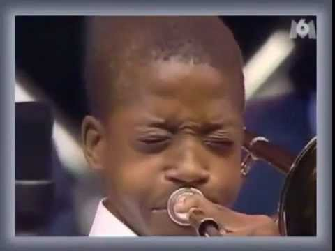 Trombone Shorty At Age 13 - Secondth Line